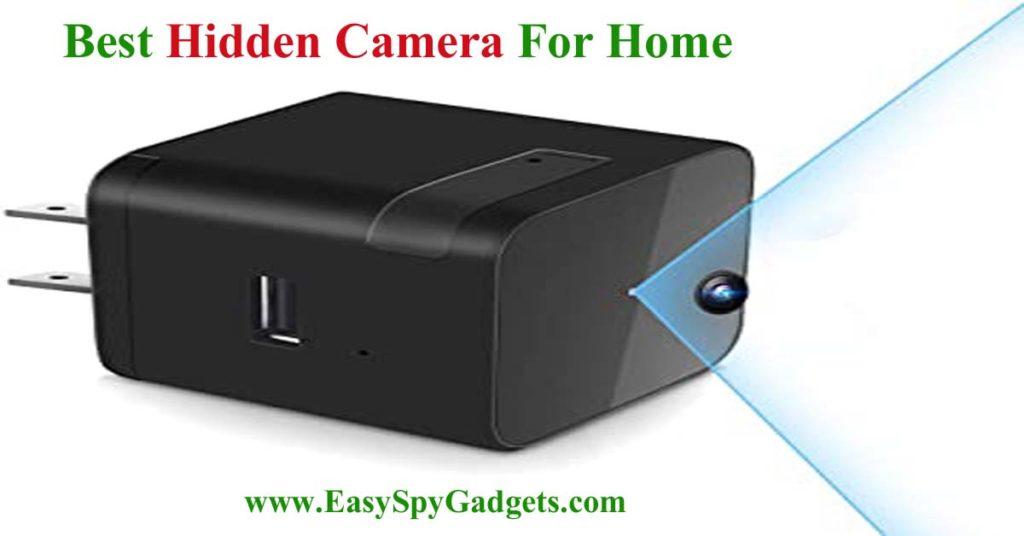 Best hidden camera for home