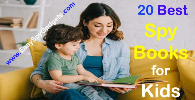 Best Spy Books for Kids