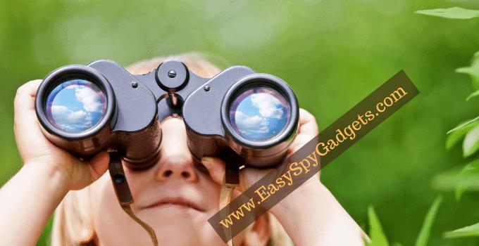spy gear binoculars