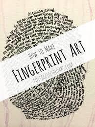DIY Fingerprint Set