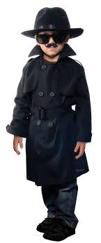 Secret Agent Costume