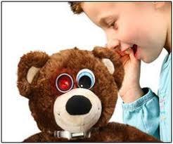 spy cam in teddy bear