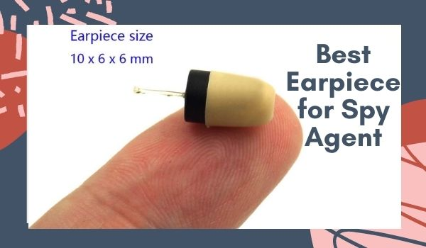 spy earpiece