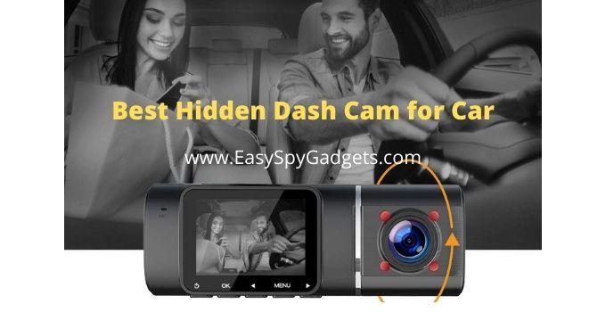 Hidden Dash Cam for Car