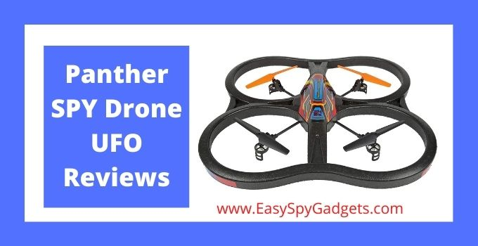 Panther Spy Drone UFO Reviews